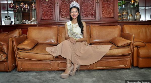 Jelang Miss World, Maria Rahajeng Diet Sehat