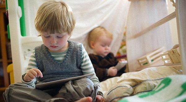 Gara-Gara Gadget, Kerusakan Mata Anak Meningkat