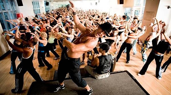Zumba, Berolahraga sambil Berdansa