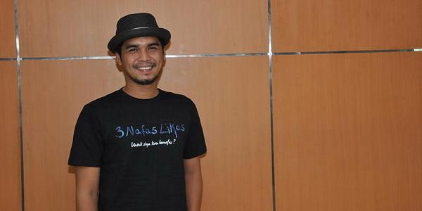Mario Irwinsyah (Foto: Feri/Okezone) JAKARTA - Mario Irwinsyah pernah