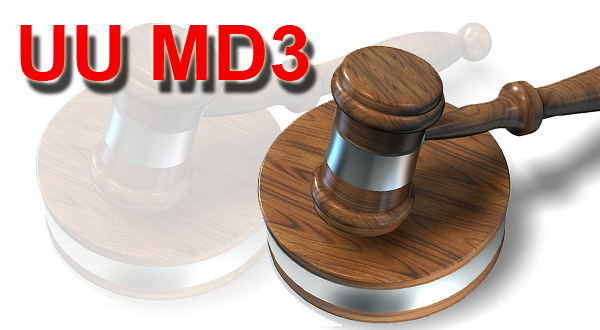 Pasal-Pasal UU MD3 yang Digugat ke MK