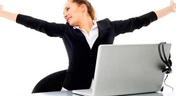 Sering Ngetik, Wajib Lakukan Stretching