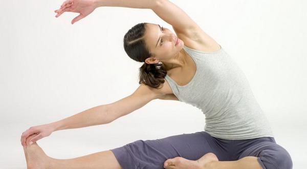 Stretching Bantu Tidur Lebih Nyenyak