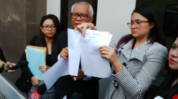 Marshanda: Sienna butuh aku (Foto: Alan Pamungkas) JAKARTA - Setelah