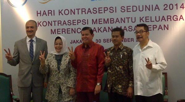 Soal Kontrasepsi, Indonesia Harus Belajar dari Thailand