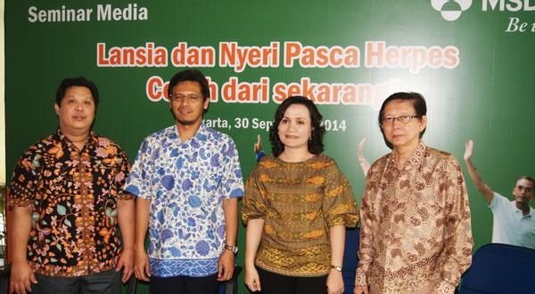 Penderita Herpes Zoster di Indonesia Terus Meningkat