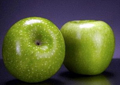 Apel Hijau Ampuh Cegah Obesitas