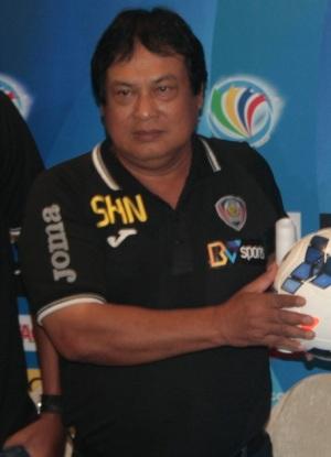 Pelatih Arema, Suharno (Foto: SINDO)
