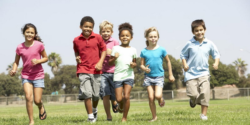 Anak-Anak Perlu Olahraga Sejam Tiap Hari