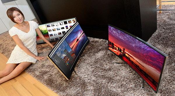LG Tawarkan Monitor LED Lengkung Layar 34 Inci