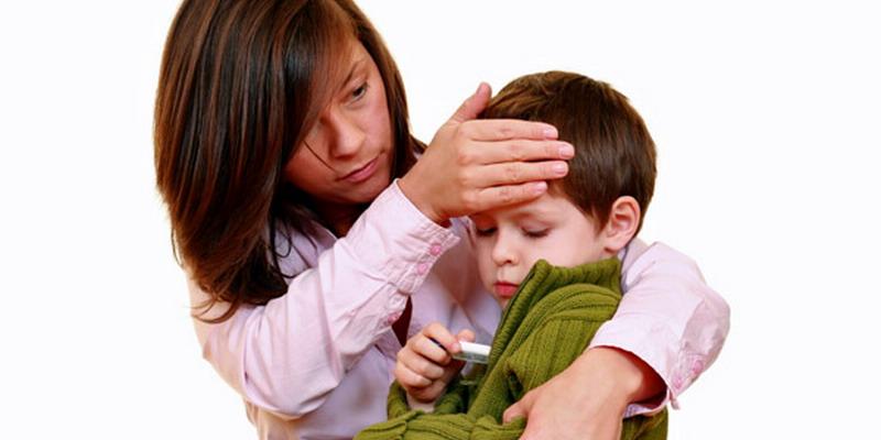 Tiga Hal Dilakukan Orangtua saat Anak Sakit