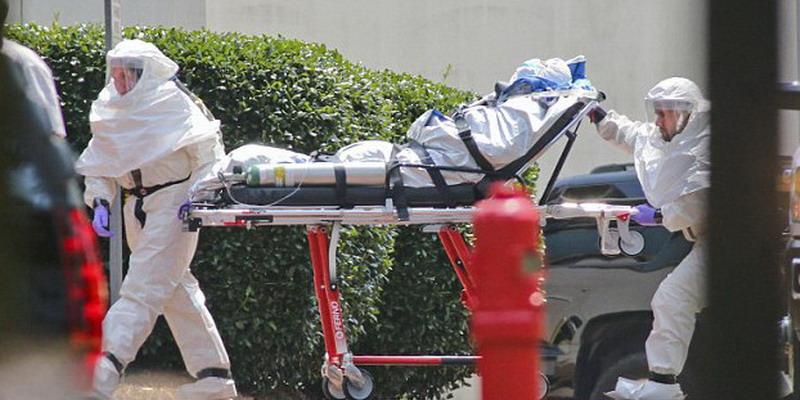 Pasien Ebola Tak Boleh Berhubungan Seks