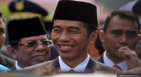 Cairkan Dua Kubu, Jokowi Coba Bangun Komunikasi dengan DPR