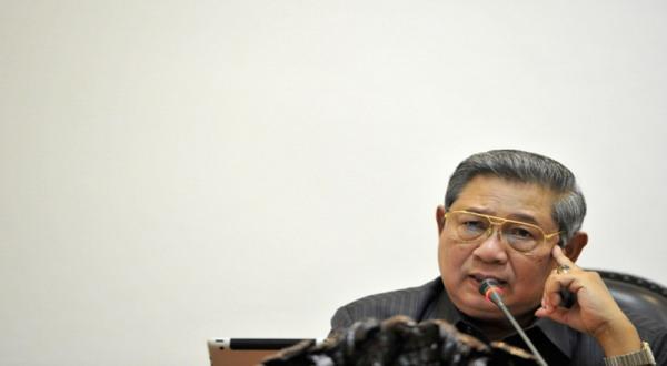 Jelang Lengser, SBY Serahkan 2.000 Bukti Kegiatan Pemerintah