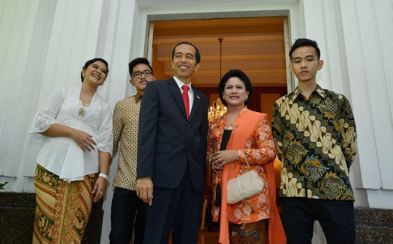 Putri Jokowi Ikut Tes CPNS