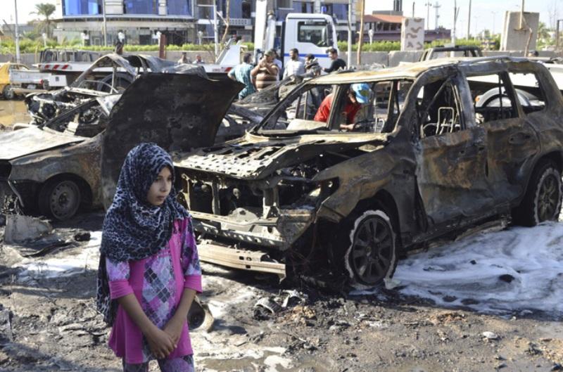 Baghdad Kembali Diserang Bom