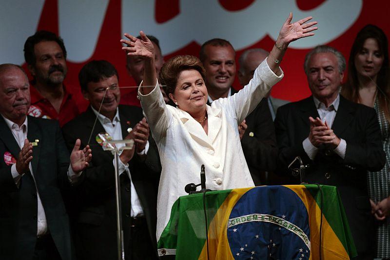 Dilma Rousseff Pertahankan Status Presiden Brasil