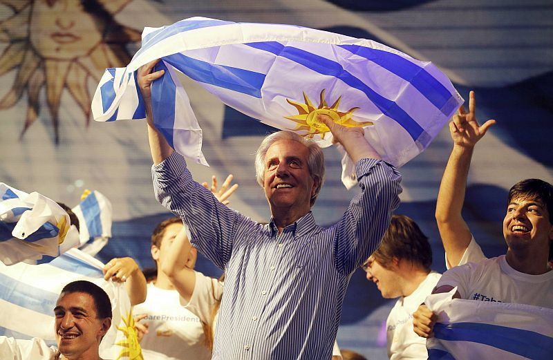 Pilpres Uruguay Berlangsung Ketat