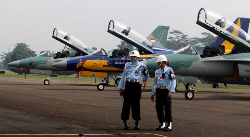 Radar Indonesia Belum Bisa Deteksi Pesawat Super Sonic