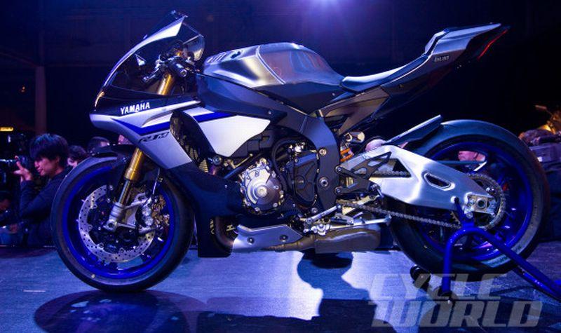 Yamaha YZF-R1 Baru Hadir di EICMA 2014