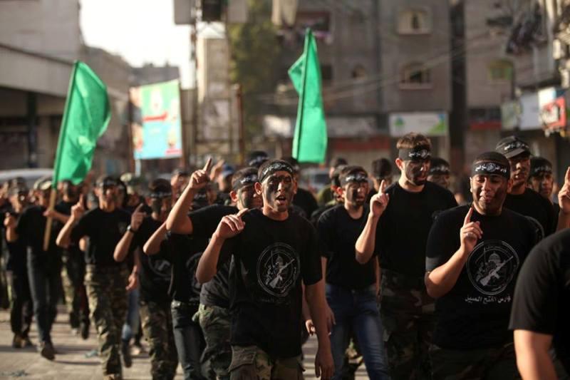 Hamas Bentuk Tentara Baru