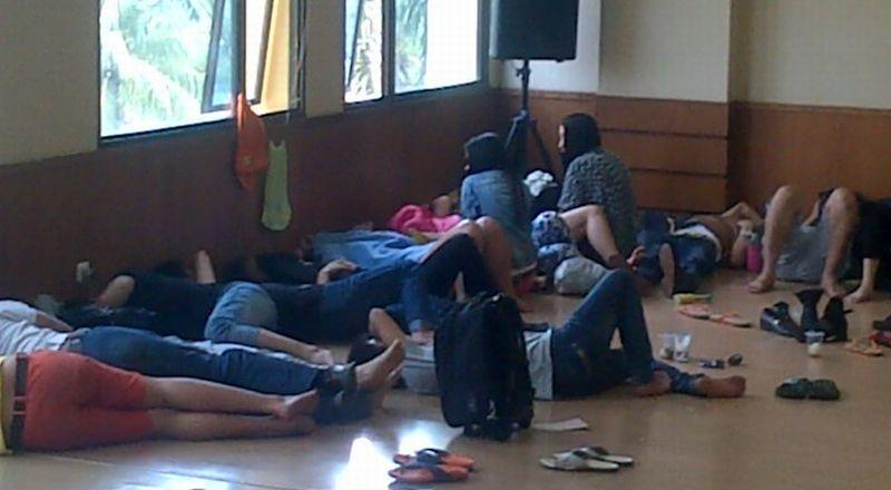 Jakarta Sebanyak 29 Orang Imigran Gelap Asal Tiongkok Yang Ditangkap