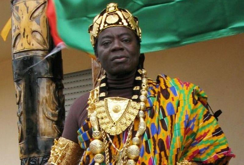 Raja Afrika Atur Kerajaannya via Skype