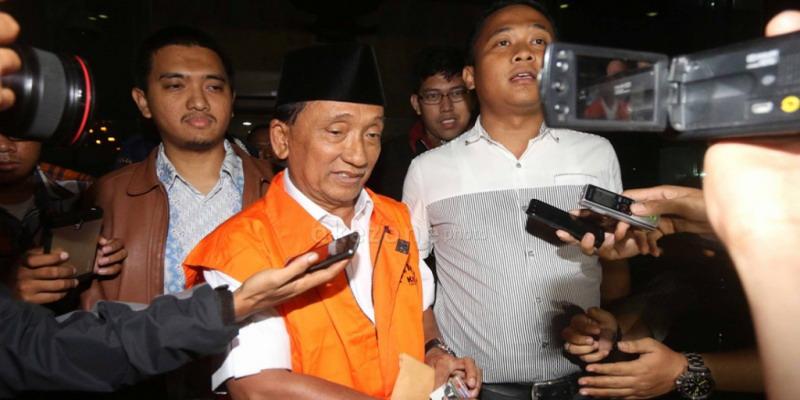Godfather Bangkalan Punya Akar Politik Kuat