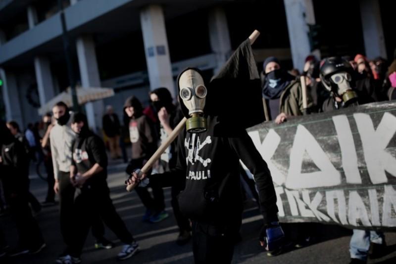 Athena Memanas, Polisi Tangkap 295 Demonstran
