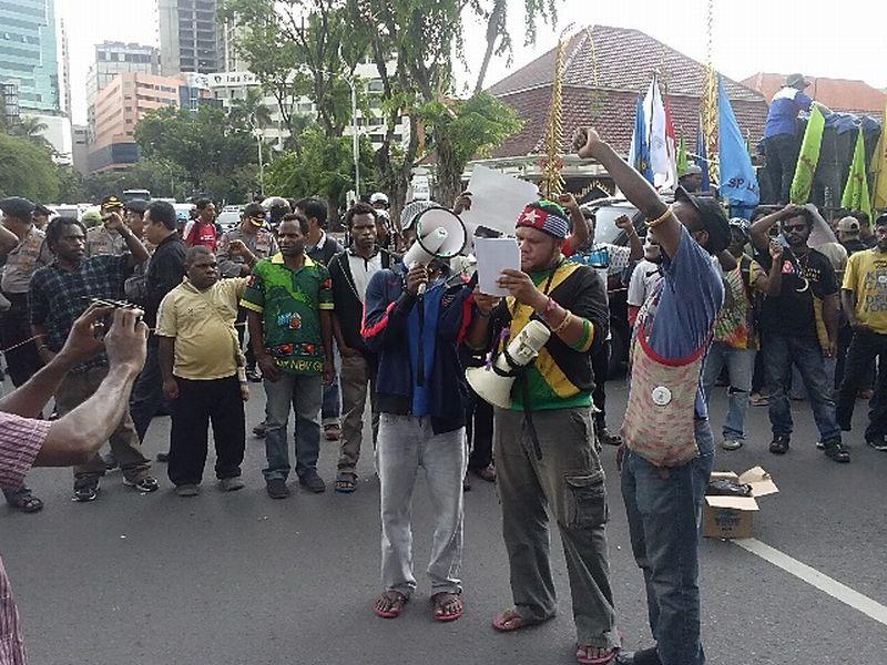 Mahasiswa Sebut Penembakan Warga Papua