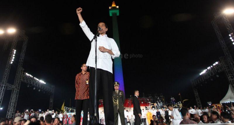 Pemerintahan Jokowi-JK Dinilai Jalan di Tempat