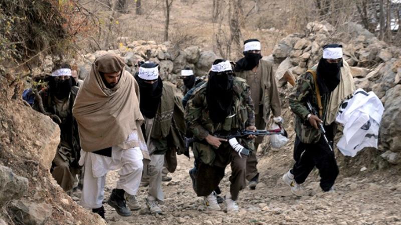 Taliban Nyatakan Menang di Afghanistan