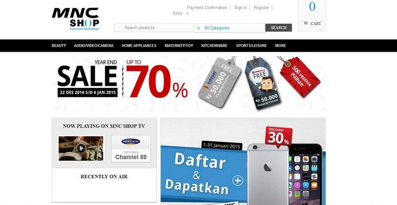 Image result for acara mnc shop