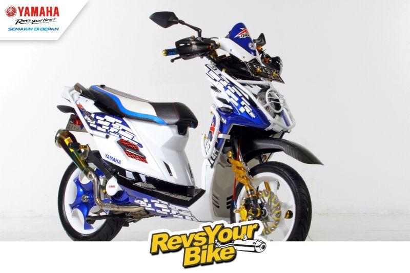 Yamaha X-Ride Bergaya Dynamic & Sporty
