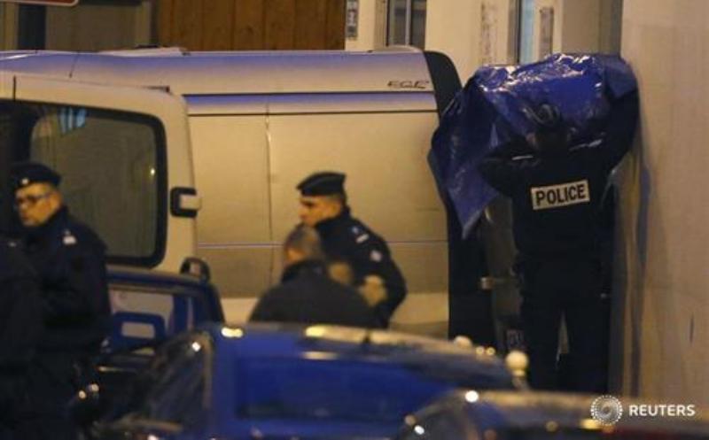 Korban Tewas Serangan di Paris 12 Orang, Termasuk Dua Polisi