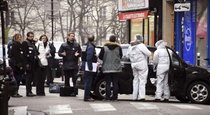 Polisi yang Tewas dalam Serangan di Paris Seorang Muslim