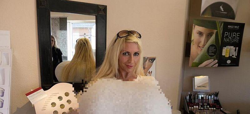 Download image Beshine Pemilik Payudara Terbesar Di Dunia Okezone News ...