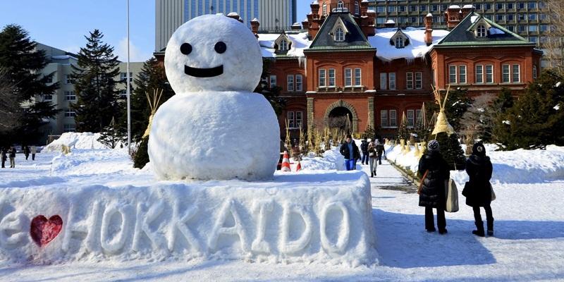 Hasil gambar untuk musim dingin jepang