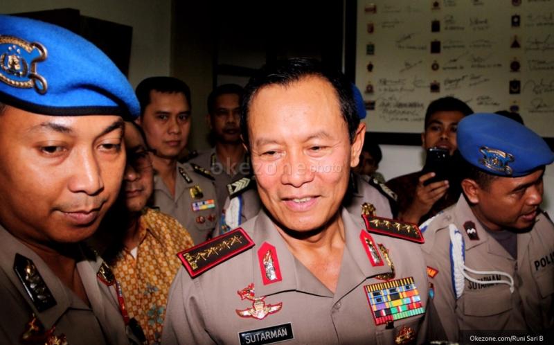 Sutarman Tolak Iming-Iming Jabatan dari Jokowi