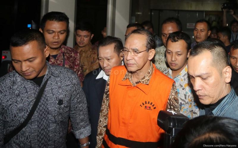 Romy Ppp Tersangka Picture: SDA Ditahan KPK, PPP Kubu Romy Merasa Prihatin : Okezone News