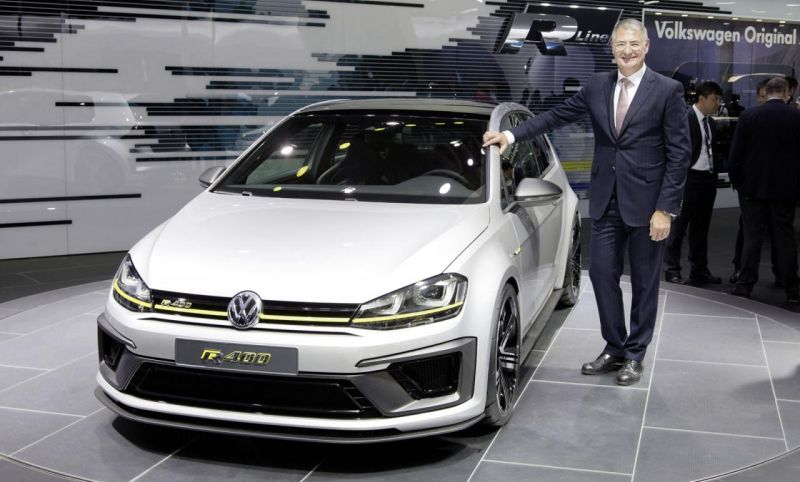 Vw Golf R400 >> Meluncur 2016 Vw Siap Produksi Golf R400 Okezone Otomotif