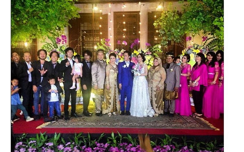 Foto pernikahan ryan d massiv 13