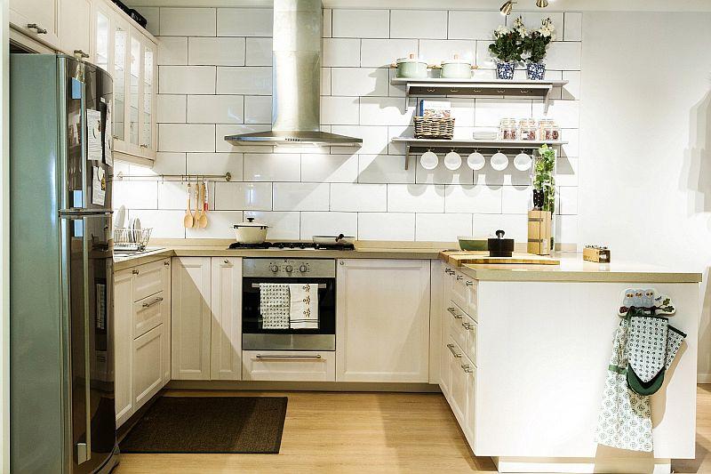Trik Ikea Memaksimalkan Dapur Sempit Okezone Economy