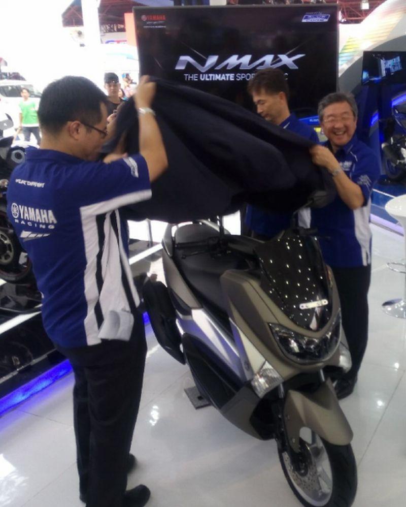 Chorley Yamaha Used Models Harga Nmax Abs Dan Non Abs