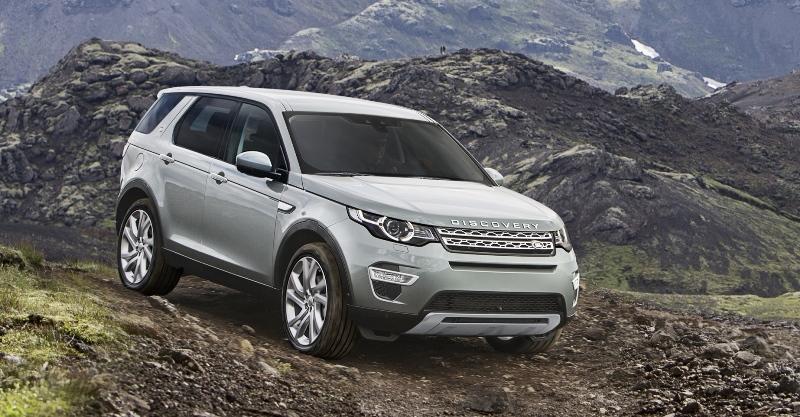 Land Rover Discovery >> Bakal Masuk Indonesia Ini Keunggulan Land Rover Discovery