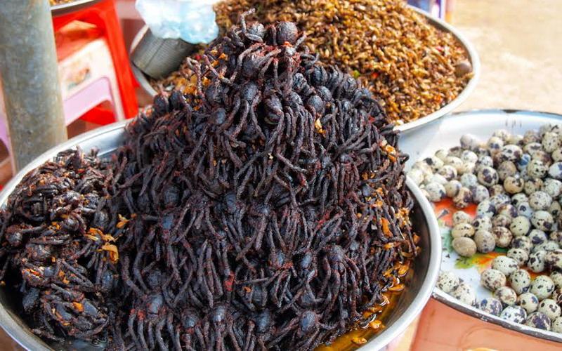 Punya Nyali Cicipi Makanan Ekstrem Thailand Ini Okezone Lifestyle