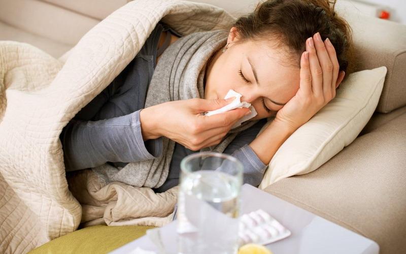 Risiko komplikasi terjadi ketika suhu tubuh lebih dari 38 derajat celsius.
