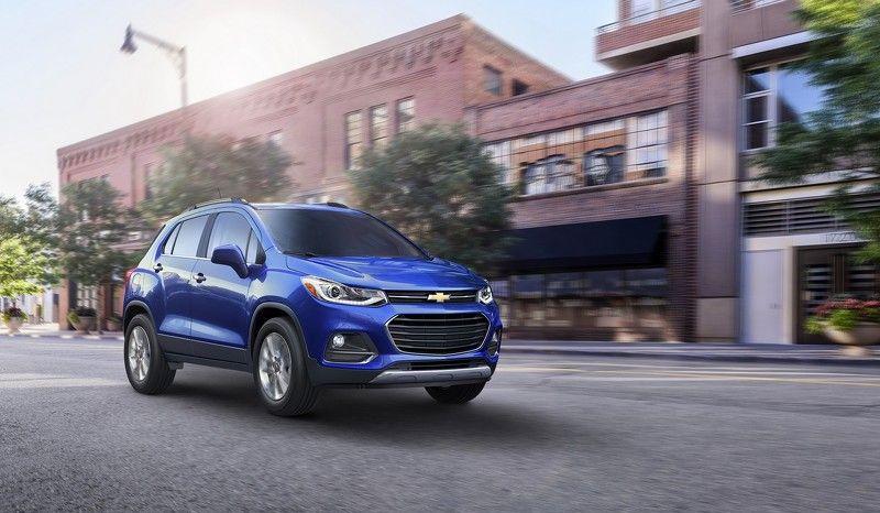 Chevrolet Trax Terbaru Mulai Diperkenalkan Okezone News