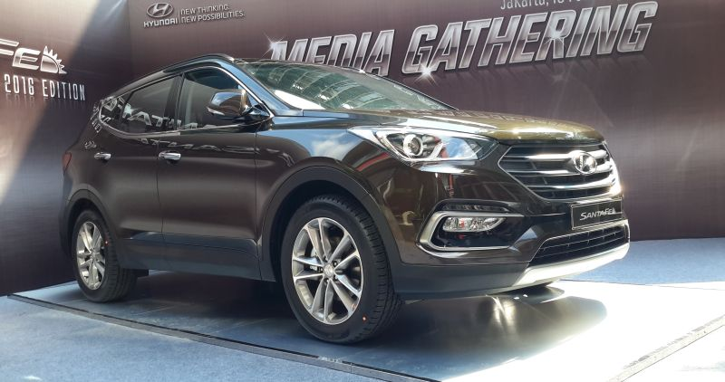 Santa Fe Suv >> Siapa Saja Suv Kompetitor Hyundai Santa Fe Di Indonesia