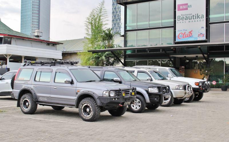 Mau Beli Mobil Ford Everest Bekas Perhatikan Hal Ini Okezone